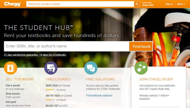 Chegg.com - Make Money Helping With Homeworks