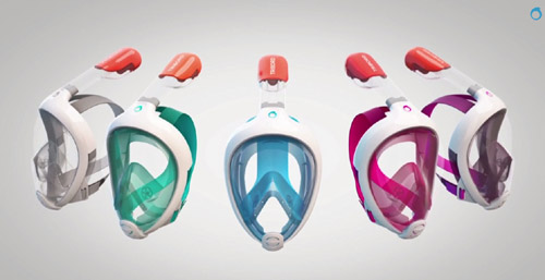 Easybreath Snorkeling Masks Easybreath Snorkeling Mask   Just say no to mouth breathing