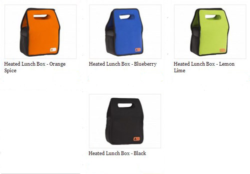 Lava Lunch Colors Lava Lunch Heated Lunch Box   Its sort of but not really like a portable volcano.