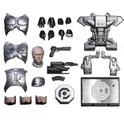 Robocop 3 Deluxe Remote Controlled Action Figure Accessories Robocop 3 Deluxe Remote Controlled Talking Action Figure   Great toy from a not so great movie