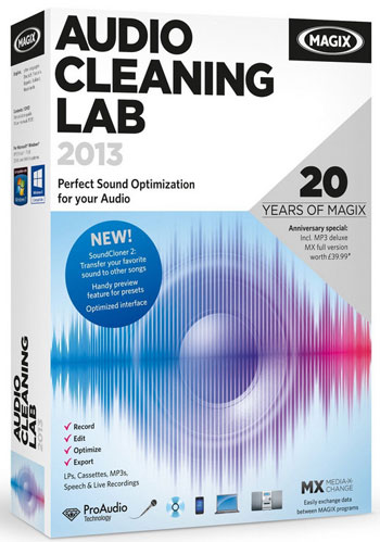 audiocleaninglab2013 Magix Audio Cleaning Lab 2013   if youre serious about cleaning and editing audio, this is a must have tool [Review]