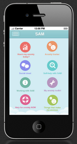 samapp S.A.M.   this Self Help Anxiety Management App helps you cope [Freeware]