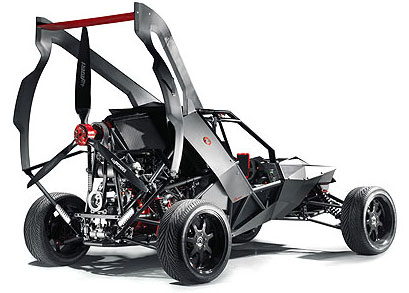 parajetskyrunner2 Parajet SkyRunner   0 60 in 4.3 secs, 115 mph top speed, 56 mpg and 10,000 foot flight ceiling