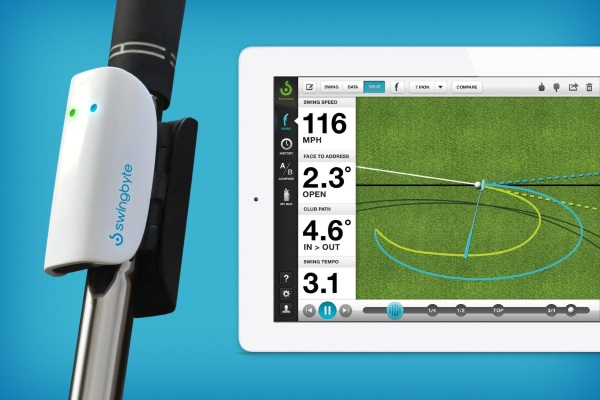 Swingbite and App Swingbyte 2 Golf Training Device – improve your golf game one swing at a time