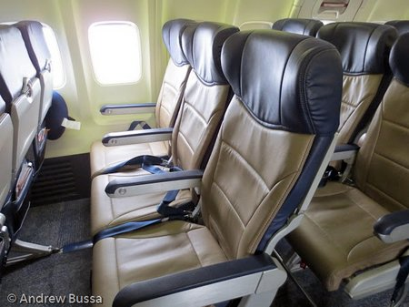 southwestairlinesleatherseatcovers Southwest Airlines upcycles its used leather seats