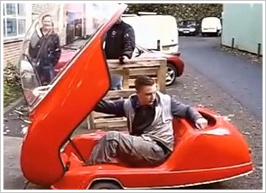 peelelectriccar2 Peel Electric Micro Car   smallest electric car in the world?