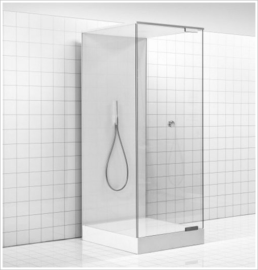 Shower Of The Future – revolutionary new system cuts water waste to almost zero, you shower in just 5 liters of luxury water