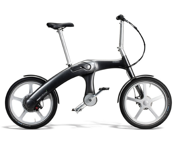 Self Charging Electric Bike – never run out of power again