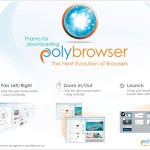 Polybrowser – the world's first panoramic web browser? [Freeware]