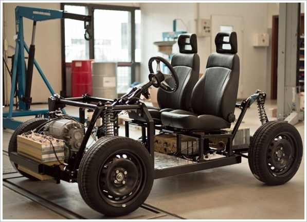 Tabby EVO – the $4000 open source electric car you can build yourself in an hour