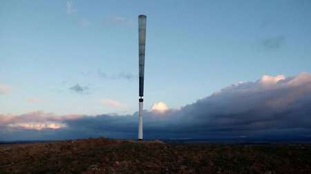 New bladeless wind turbine will cut bird deaths