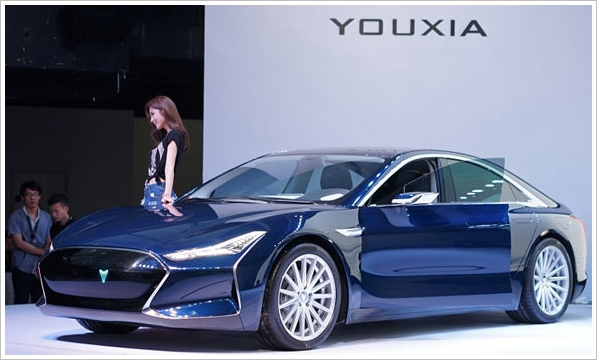 Youxia – the world's first Android electric supercar?