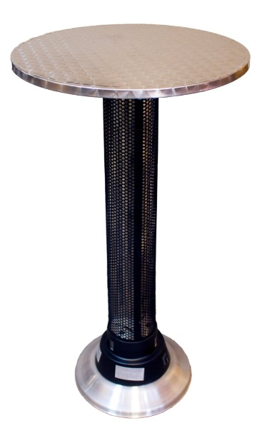 AZ Patio Heaters Electric Table Heater – keep your legs and your hands free