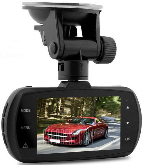 Advanced Car Camera – elegant car DVR offers good performance [Review]