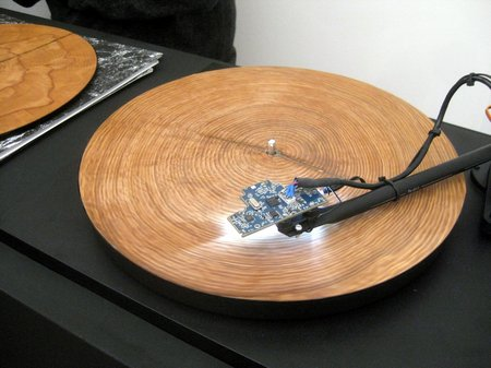 Now you can really listen to the music of trees