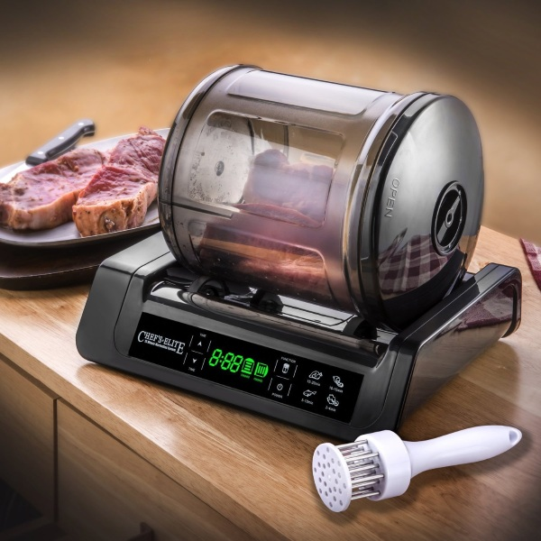 Vacuum Marinator – marinate your meat in 15 minutes