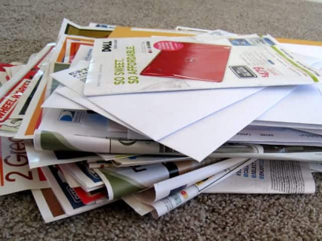 Make Your Home More Green by Getting Rid of Junk Mail