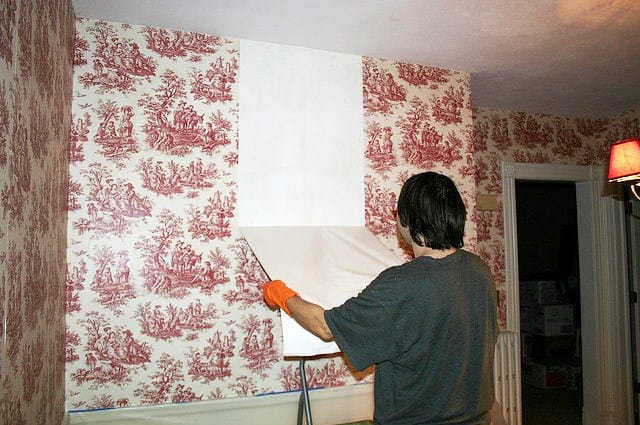 Diy Guide: How To Remove Wallpaper - @Redfin