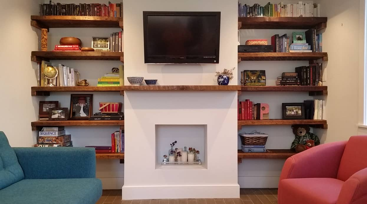 How To Install Your Own Diy Shelves Redfin