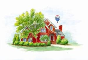 Red Hot Atlanta Homes rendiering