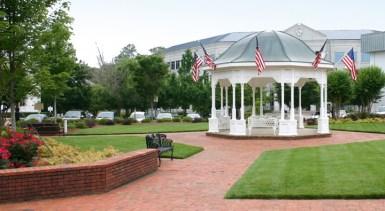 Canton GA has scenic Cannon Park