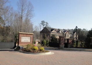 Alpharetta TownHomes for sale at Haynes Park by John Wieland