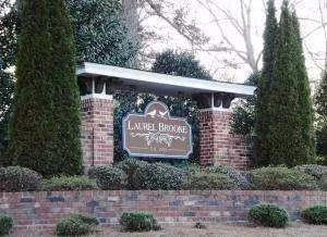 Woodstock GA Community Laurel Brooke