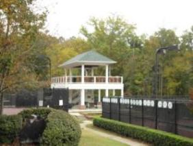 tennis center at Legacy Park in Kennesaw GA