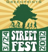 Streetfest in Downtown Woodstock