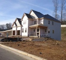 New Construction Woodstock Homes for Sale