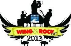 Woodstock Wing & Rock Fest 2013