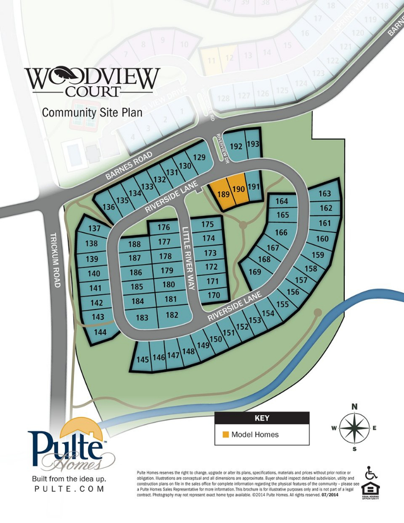 Woodview Ct Site Plat