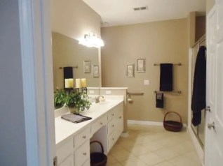 Bathroom Shine Woodstock Home for Sale