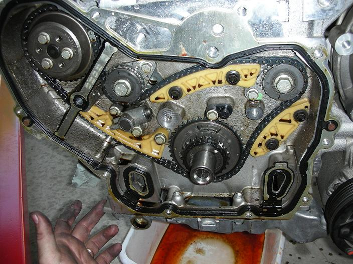 Ecotec 22 timing chain