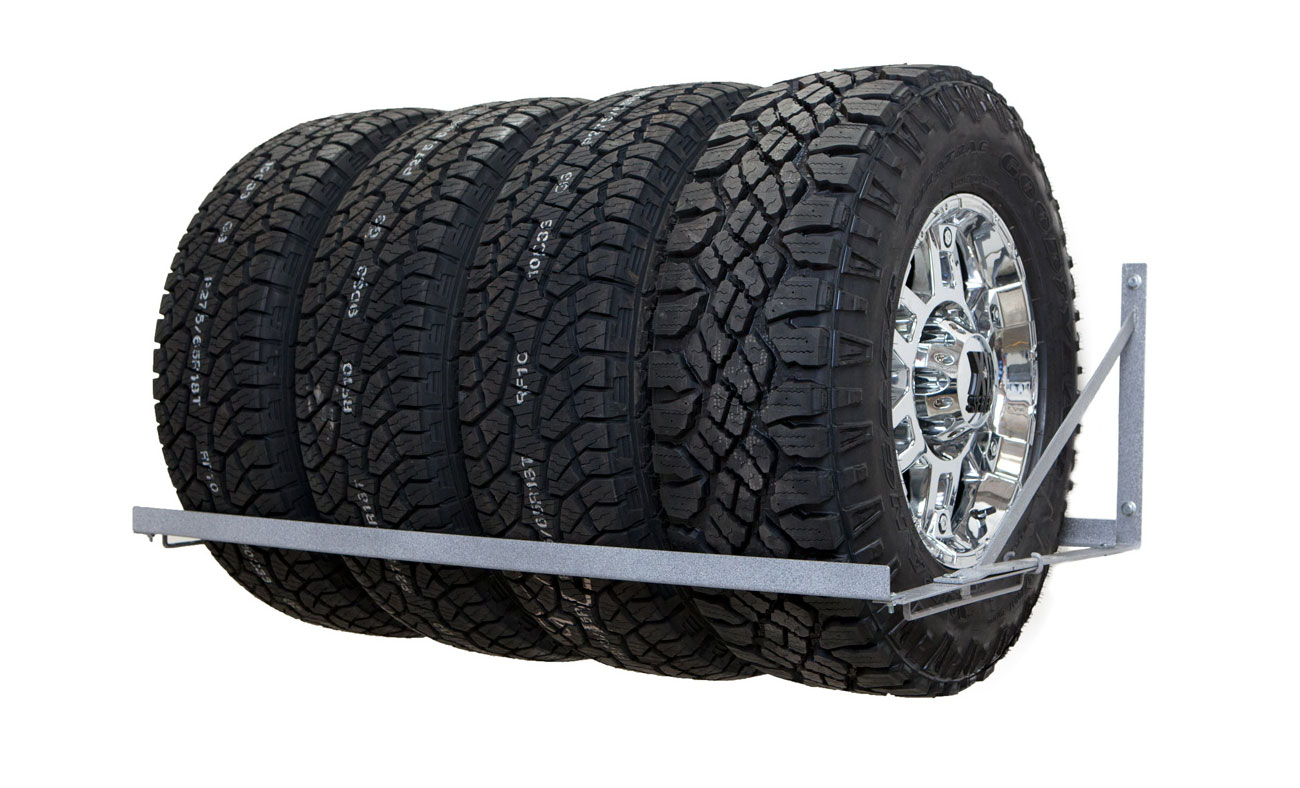 New Monkeybar Automotive Car Truck Tire Wheel Storage