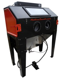 Redline RE48 Abrasive Sand Blasting Cabinet - FREE SHIPPING