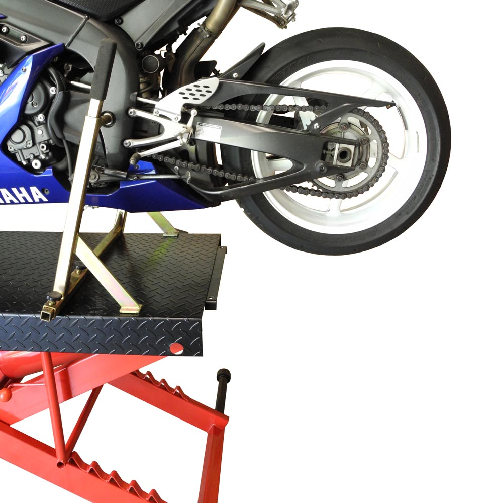 New Redline Dt1k 1000lb Drop Tail Motorcycle Atv Lift