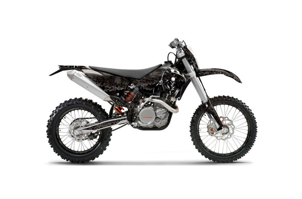 2007 honda 125 dirt bike