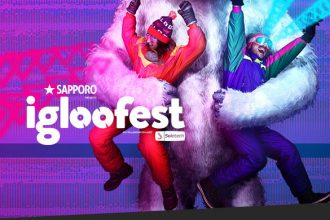 Igloofest flyer