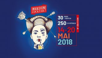 Invasion Cocktail 2018