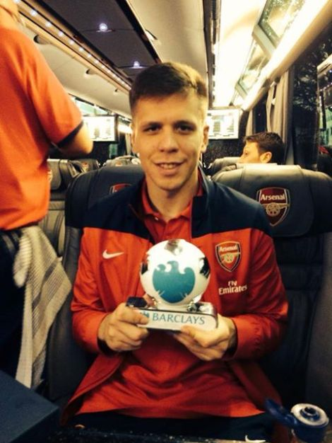 szczesny man of the match