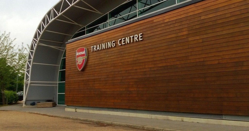 arsenal training centre
