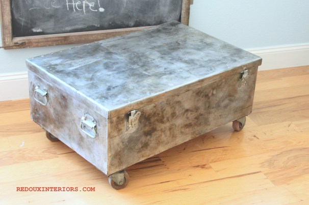 Aged Trunk Whole 2