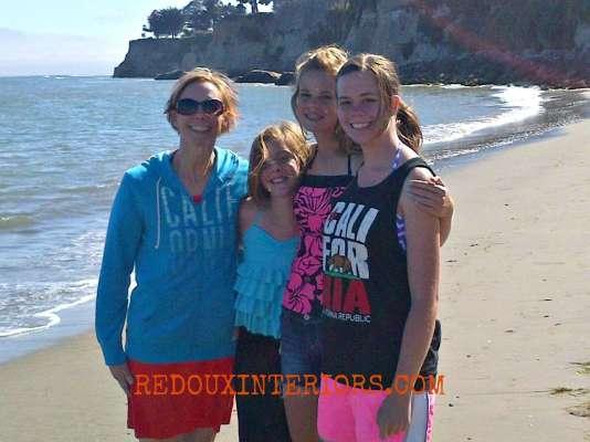 Capitola with girls WM