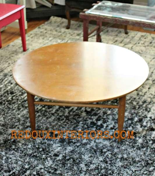 Coffee Table Mid century redouxinteriors