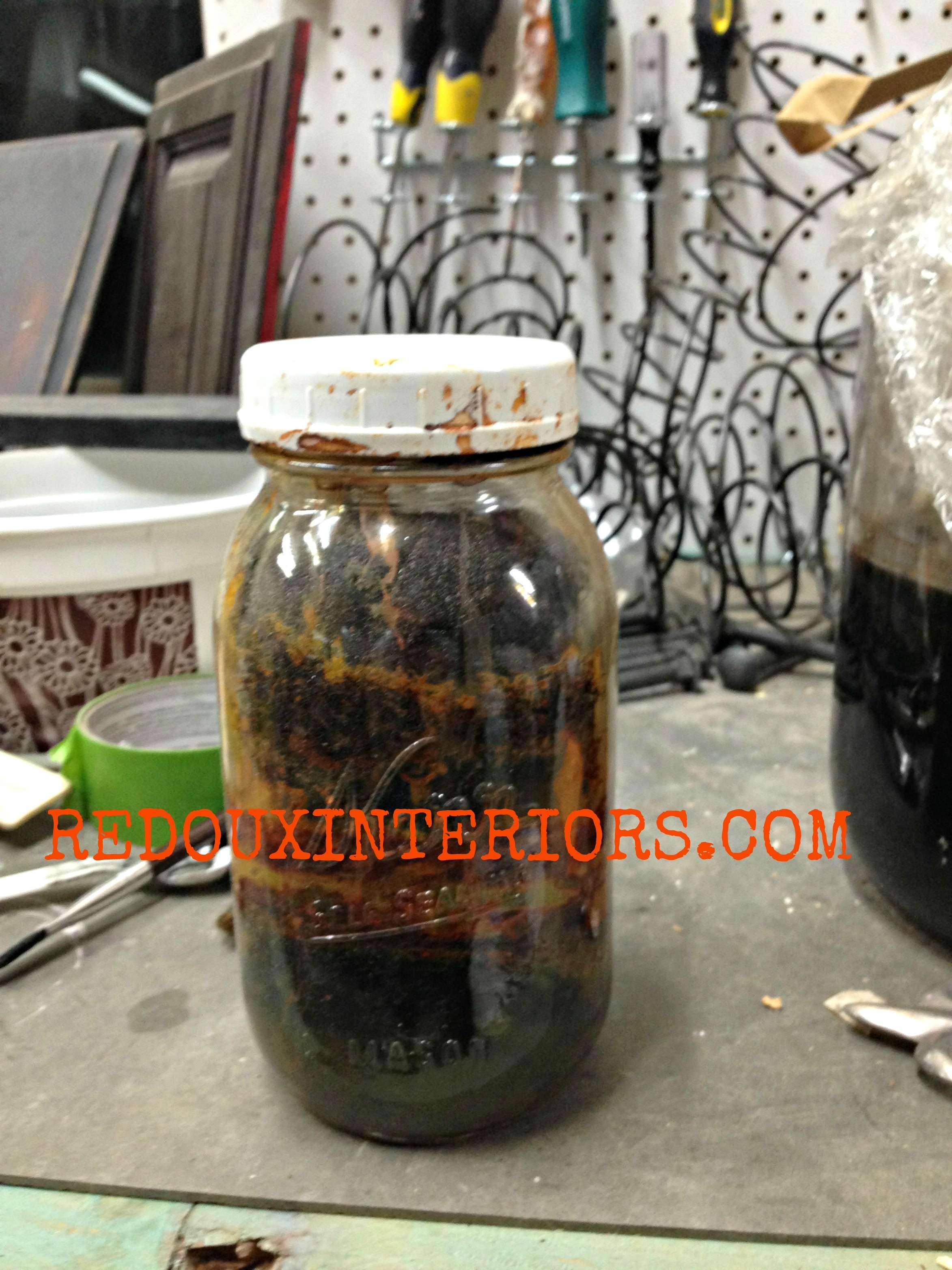 Pickling Liquid Redouxinteriors