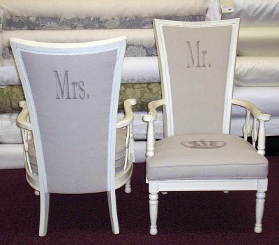 Wedding Chairs My Painted Stuff