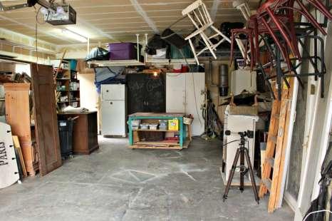 Garage looking in Redouxinteriors
