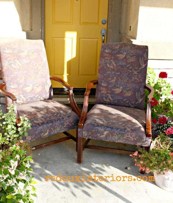 Free Chairs Redouxinteriors