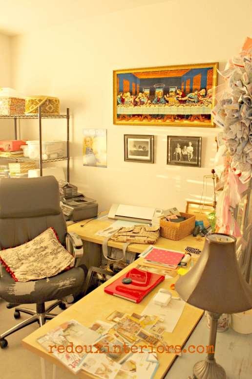 Karen's Office May 2014